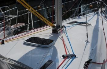 Antila 26 CC, czartery na Mazurach, Jacht Mazury