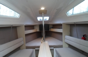 MAXUS EVO 24, wynajme jachtów na Mazurach, Jacht Mazury, czartery
